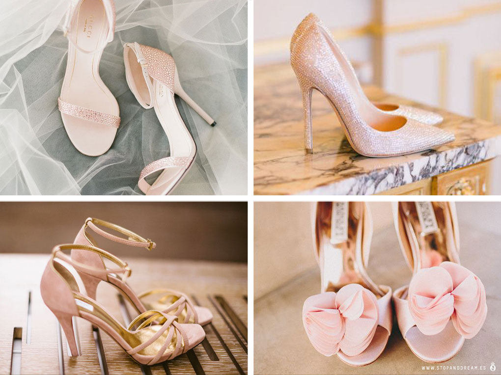 zapatos para la novia perfecta - stop & dream