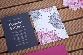 Invitacion-de-boda-Flower color