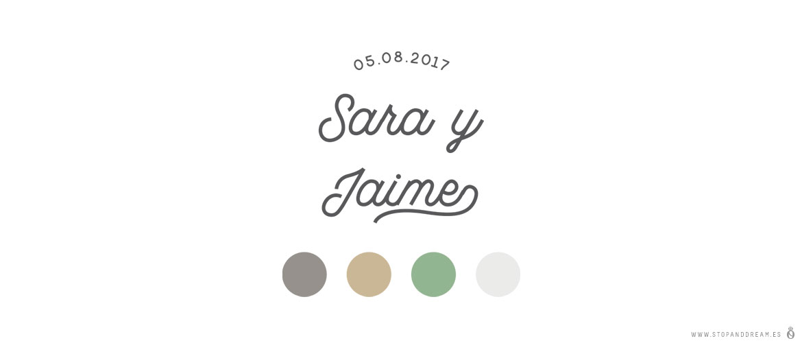 Bodas reales Stop and Dream Sara y Jaime