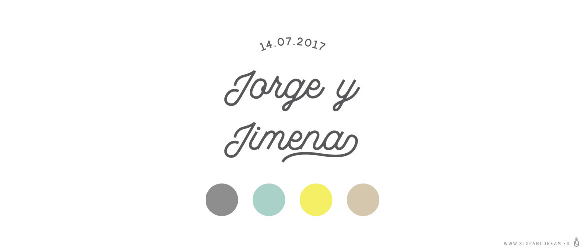 Bodas reales Stop and Dream Jorge y Jimena